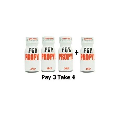 Pack Popper Jolt - Pur Propyl