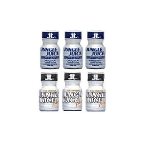 Pack Jungle Juice Plus y Platinum JJ Small