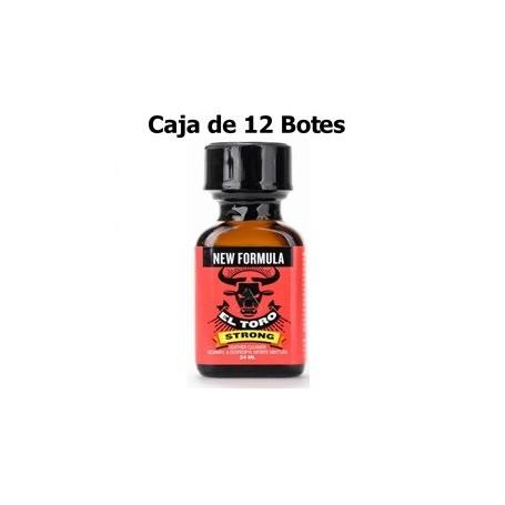 Caja 12 Popper El Toro XL