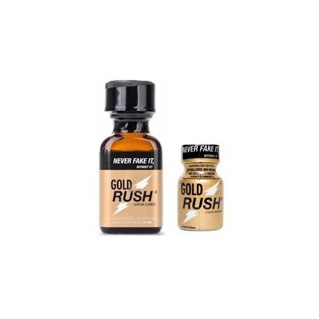 Paquete Popper Rush Gold -XL vs Small