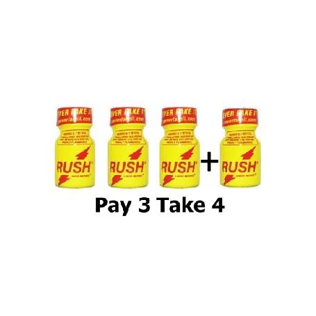 .Small - Pack Rush Classic 3 + 1