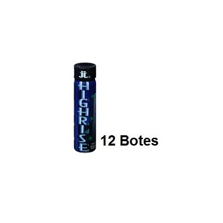Pack 12 Poppers HighRise Long