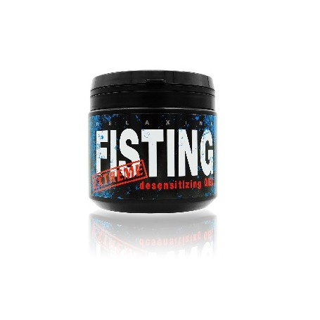 Gel Fisting Extreme Anal Relax 500ml
