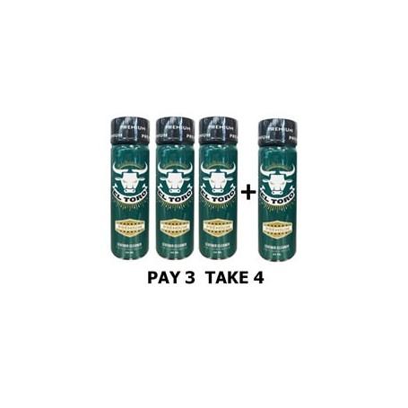 Pack Popper El Toro Premium 3+1