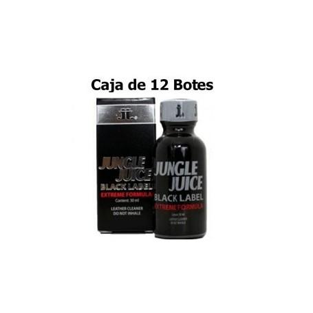 Caja 12 Popper Jungle Juice Black Box